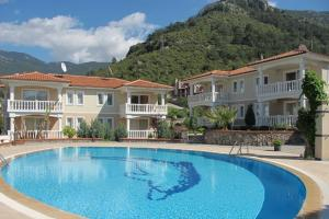 Thera Homes TH18, Apartmanok  Oludeniz - big - 15