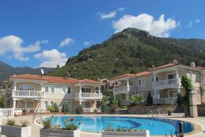 Thera Homes TH18, Apartmanok  Oludeniz - big - 10
