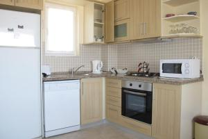 Thera Homes TH18, Апартаменты  Олюдениз - big - 3