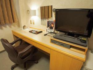 Ebisu Hotel, Gazdaságos szállodák  Ina - big - 7