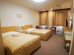 Ebisu Hotel, Gazdaságos szállodák  Ina - big - 6