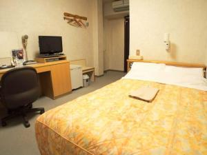 Ebisu Hotel, Gazdaságos szállodák  Ina - big - 3