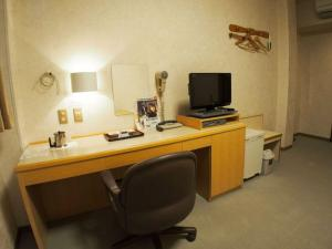 Ebisu Hotel, Hotel low cost  Ina - big - 2