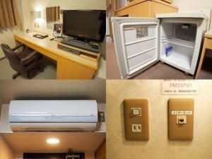 Ebisu Hotel, Gazdaságos szállodák  Ina - big - 4