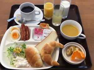 Ebisu Hotel, Gazdaságos szállodák  Ina - big - 13