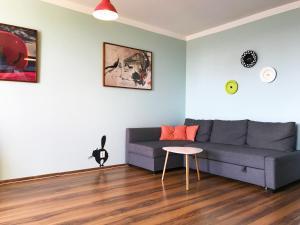 Apartament Szafranowy, Apartmanok  Wrocław - big - 55