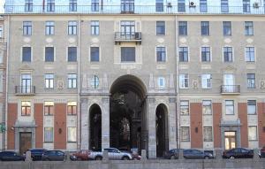 Отель 1517, Санкт-Петербург