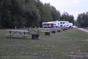 Plamondon Whitesands Campground
