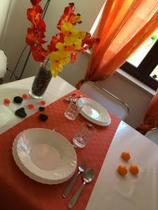 Appartamento Famularo, Апартаменты  Санто-Стефано-ди-Камастра - big - 13