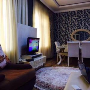 Seaside Luxe House, Ferienhäuser  Baku - big - 42