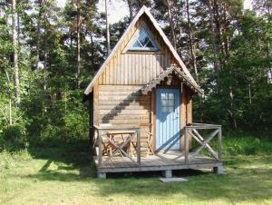 Alva Stugby, Dovolenkové parky  Hemse - big - 26