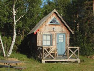 Alva Stugby, Dovolenkové parky  Hemse - big - 19