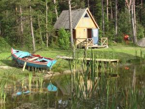 Alva Stugby, Dovolenkové parky  Hemse - big - 16