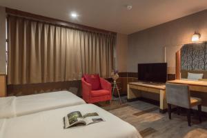 Shanghai Hotel, Hotely  Zhongli - big - 10