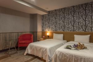 Shanghai Hotel, Hotely  Zhongli - big - 9