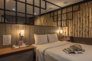 Shanghai Hotel, Hotely  Zhongli - big - 6
