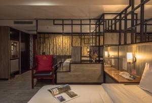 Shanghai Hotel, Hotely  Zhongli - big - 5