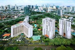 The Sultan Residences Jakarta