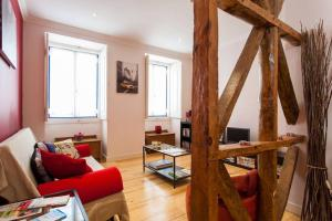 Apartment Beatrice, Апартаменты  Лиссабон - big - 4