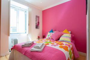 Apartment Beatrice, Апартаменты  Лиссабон - big - 2