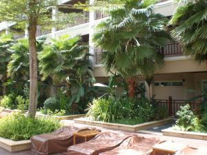 The Heritage Pattaya Beach Resort, Resorts  Pattaya South - big - 9