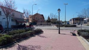 Chalé Barajas Stay, Penziony  Madrid - big - 33