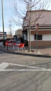 Chalé Barajas Stay, Penziony  Madrid - big - 35