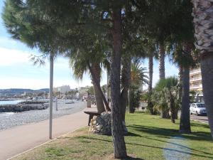 Ondines, Appartamenti  Cagnes-sur-Mer - big - 10