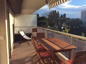 Ondines, Apartmány  Cagnes-sur-Mer - big - 9