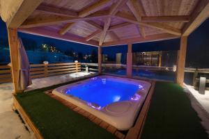 Hotel Cristallo, Hotels  Peio Fonti - big - 26