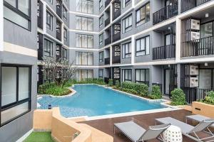 Urban Attitude, Apartments  Pattaya Central - big - 8
