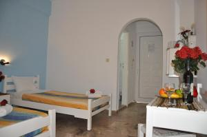 Alexandra Rooms, Penziony  Malia - big - 4