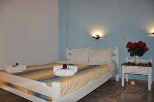 Alexandra Rooms, Penziony  Malia - big - 5