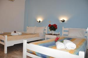 Alexandra Rooms, Penziony  Malia - big - 6