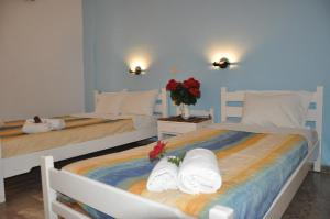 Alexandra Rooms, Penziony  Malia - big - 7