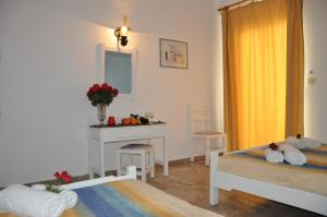 Alexandra Rooms, Penziony  Malia - big - 9