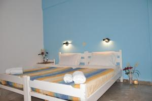 Alexandra Rooms, Penziony  Malia - big - 14