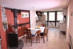 Gemütliche Gästezimmer in einem neu sanierten Fachwerkhaus