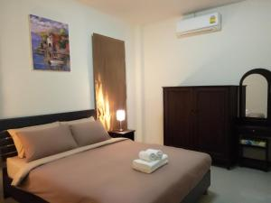 Baan Rapeephan, Дома для отпуска  Ао Нанг Бич - big - 23