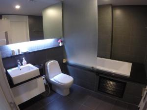 Elegant 1 Bedroom Apus Condo Pattaya by Tiprent, Apartments  Pattaya Central - big - 3