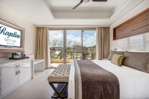 Royalton Saint Lucia Resort & Spa - All inclusive, Rezorty  Gros Islet - big - 9