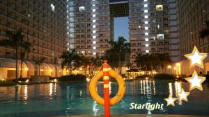 One Bedroom Apartment in Shell Residences, Apartmány  Manila - big - 23