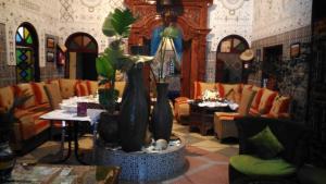 Ryad Bab Berdaine, Riads  Meknès - big - 156