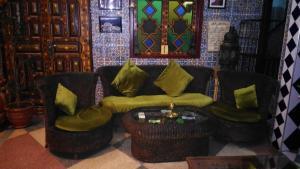 Ryad Bab Berdaine, Riads  Meknès - big - 154