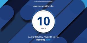 Apartments Villa Lilla