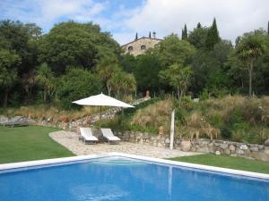 Can Serola, Hotel  Sales del Llierca - big - 49