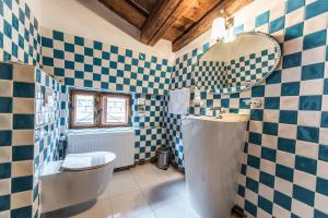 Casa Veche, Aparthotely  Brašov - big - 19