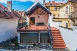 Casa Veche, Aparthotely  Brašov - big - 102