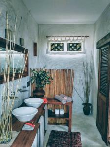 Baia Sonambula, Bed and Breakfasts  Praia do Tofo - big - 3