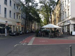 Düsseldorf City Center Apartment